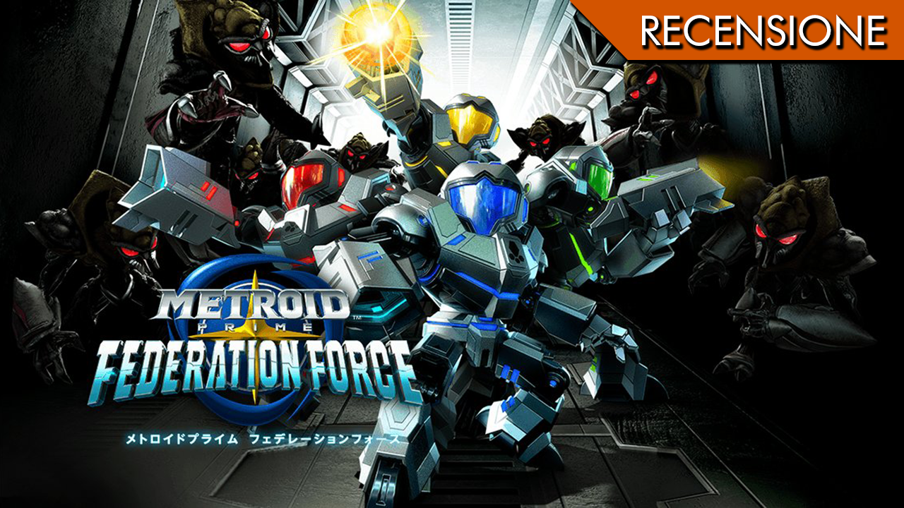 Metroid Prime: Federation Force – The galaxy is at peace? Ma anche no.