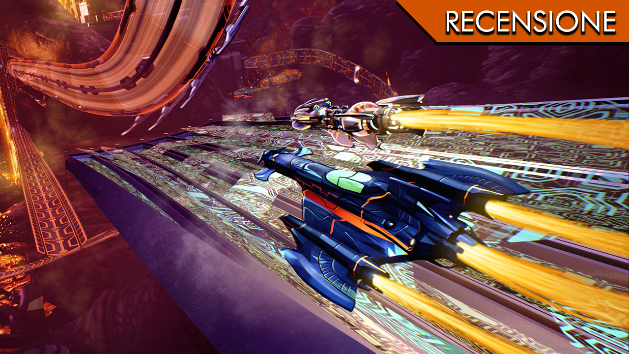 RedOut – Speed of Light!