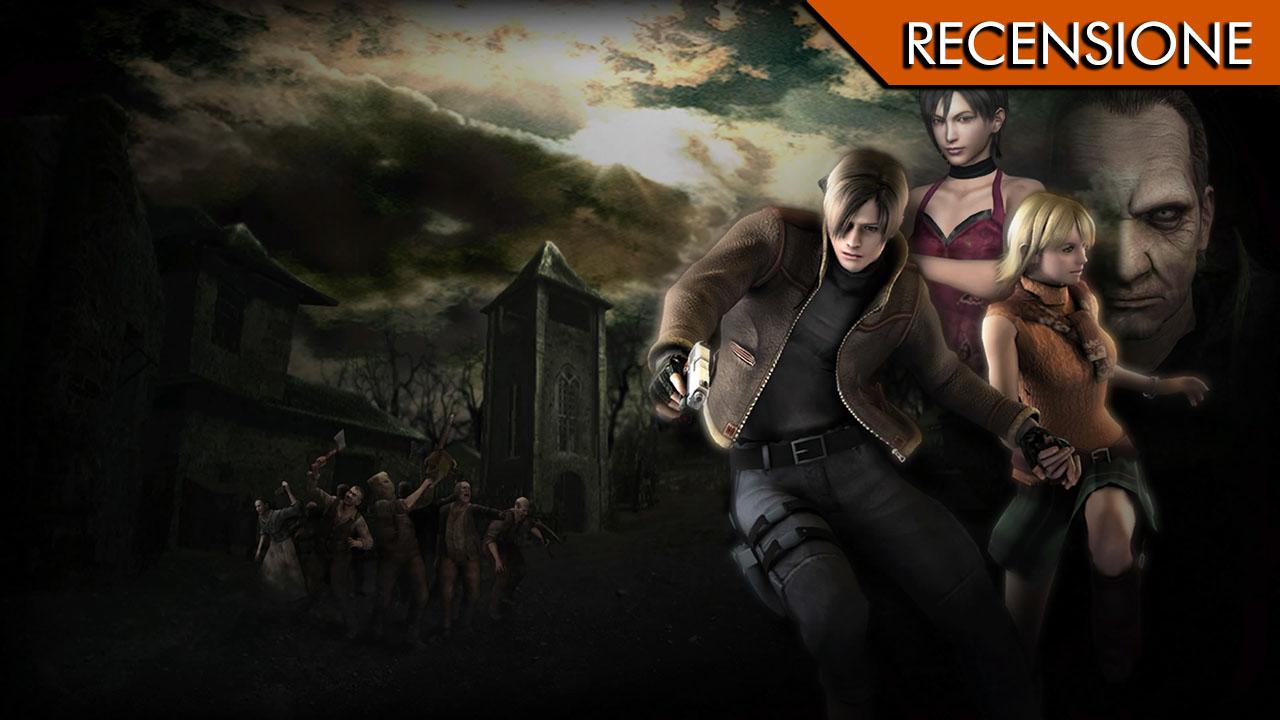 Resident Evil 4 HD Remaster – Certi mali non passano mai