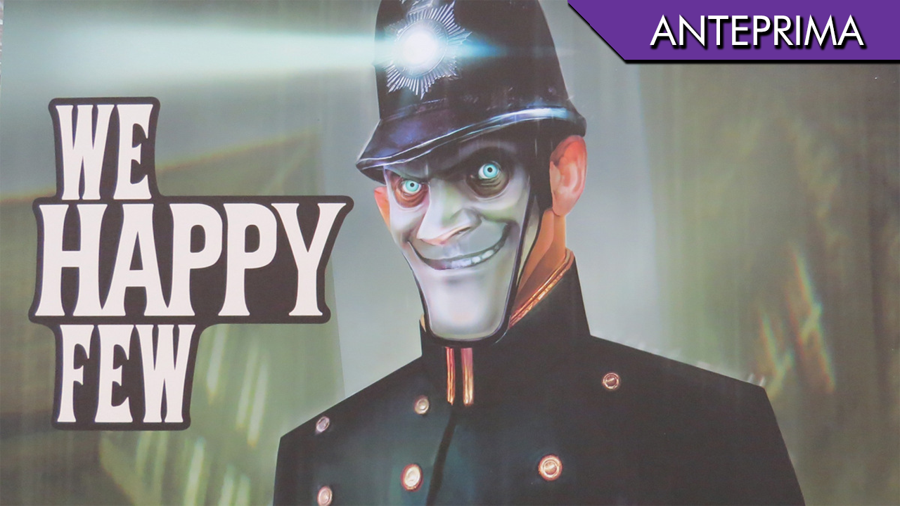 We Happy Few – Dystopia in the making