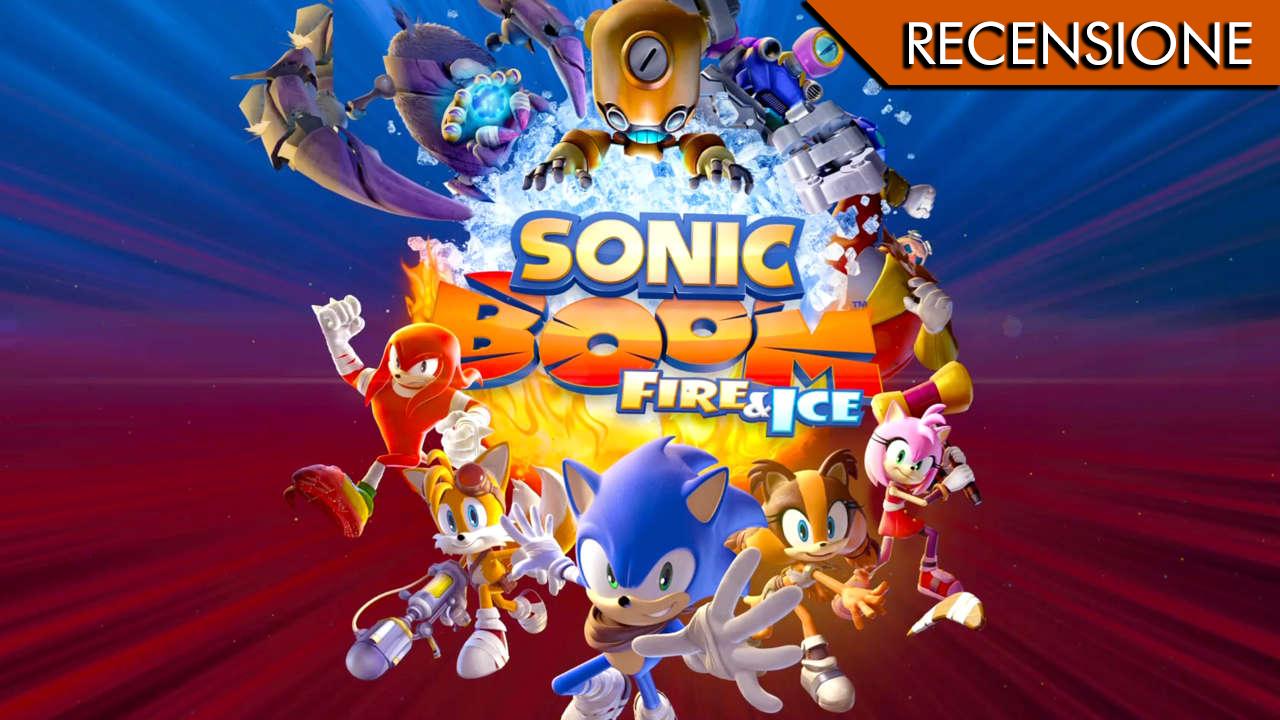 Sonic Boom: Fuoco e Ghiaccio – Ho cannato il sottotitolo