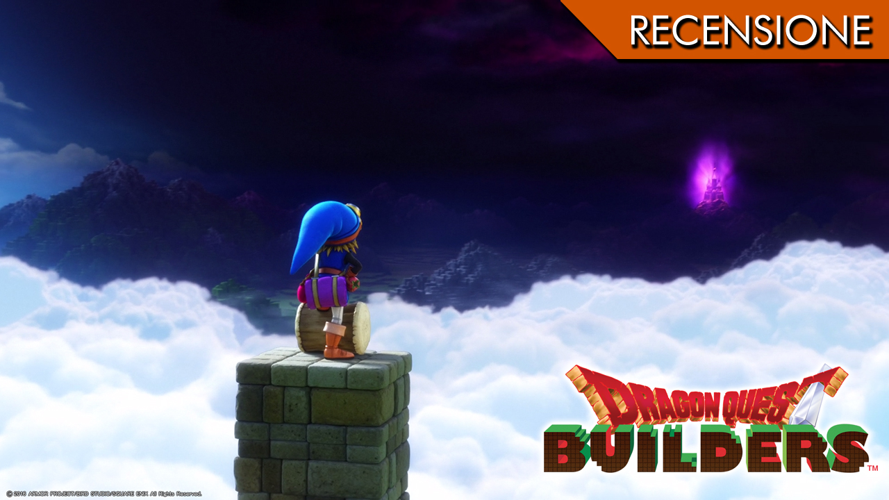 Dragon Quest Builders – Hammer Time!