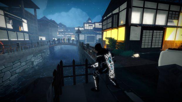 Una volta arrivati in città si aprono nuove possibilità di gameplay, come passare attraverso gli edifici aperti o direttamente sui tetti.