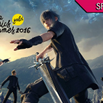 Lucca Comics & Games 2016 - Conferenza stampa Final Fantasy XV
