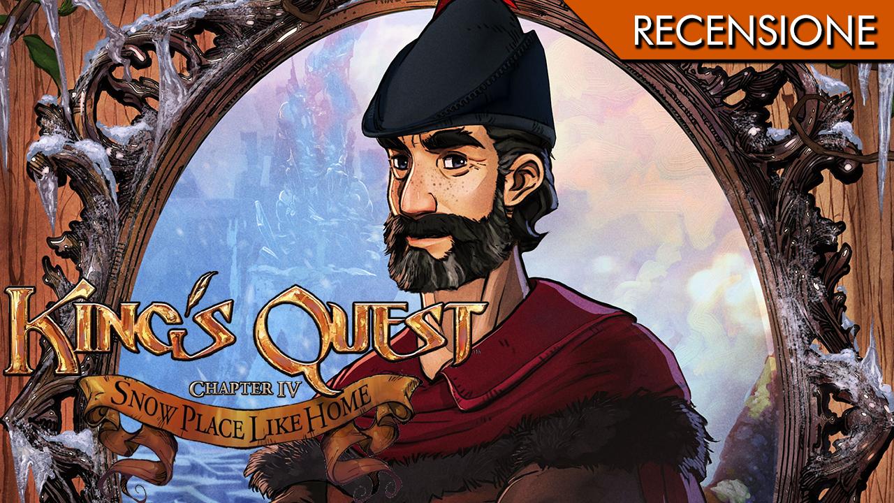King's Quest: Chapter 4 – Padre padrone, l'educazione di un pastore diventato principe