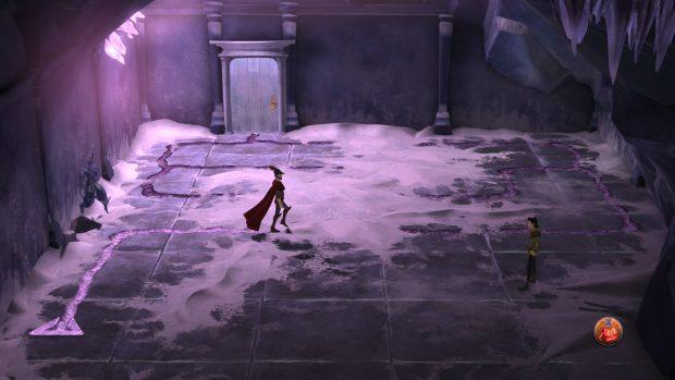 I puzzle sono una variazione dello stesso identico principio ogni volta: far arrivare la linea luminosa alla porta camminandoci sopra. Diventa seccante molto presto.