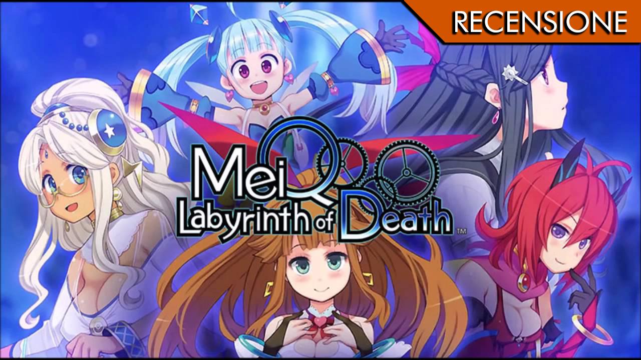 MeiQ: Labyrinth of Death – Recensione