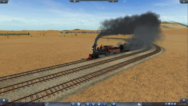 L'evoluzione dei treni e delle meccaniche di movimento è dettagliata