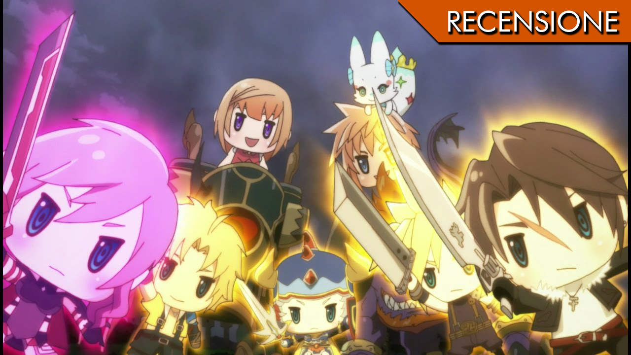 World of Final Fantasy – Il Fanservice, ma fatto bene