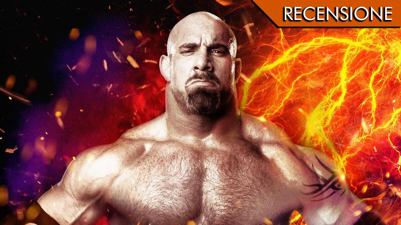 WWE 2K17 – Vivere il mio sandbox