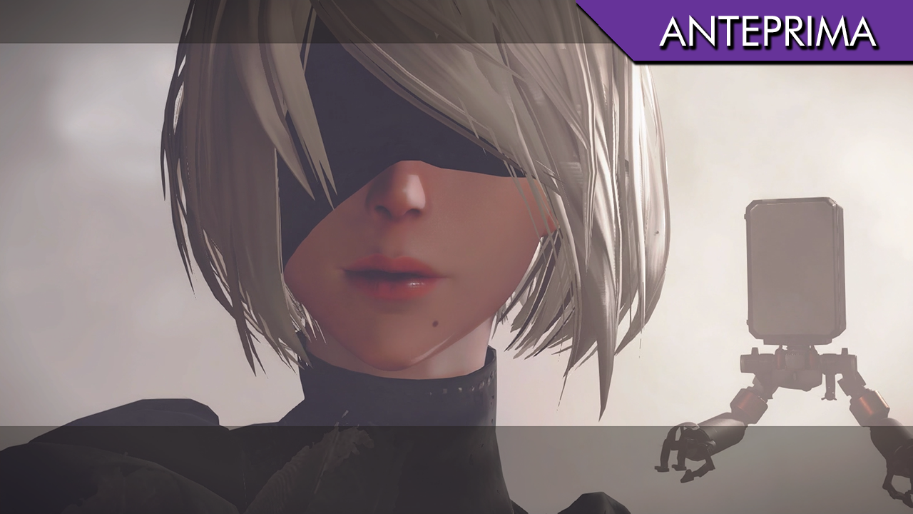 NieR_Automata – Do Androids dream of Electric Sheep?