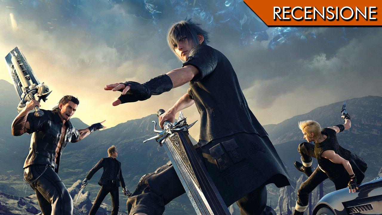 Final Fantasy XV – Noctis è più buio subito prima dell'alba