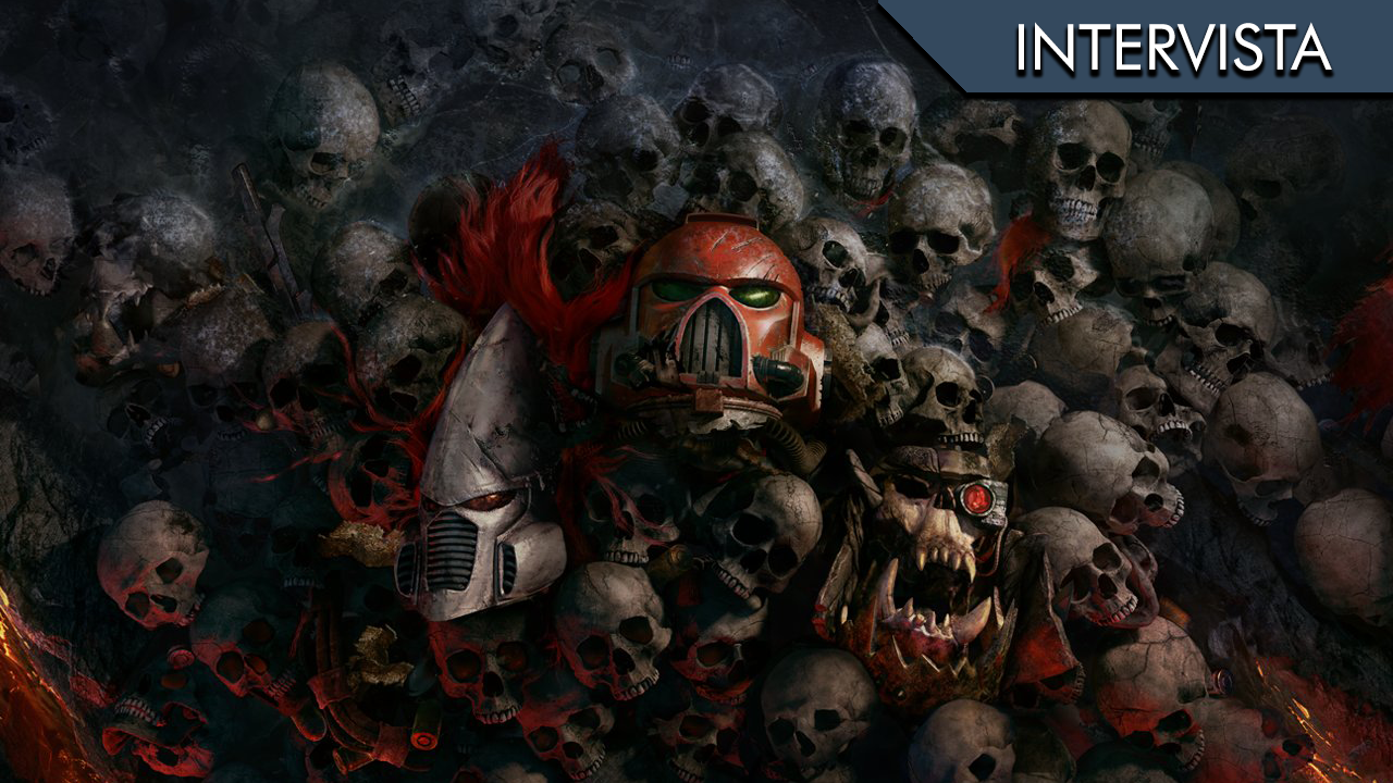 Warhammer 40,000: Dawn of War III – Intervista a Relic Entertainment