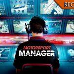Motorsport Manager - Pronti, partenza... GO!