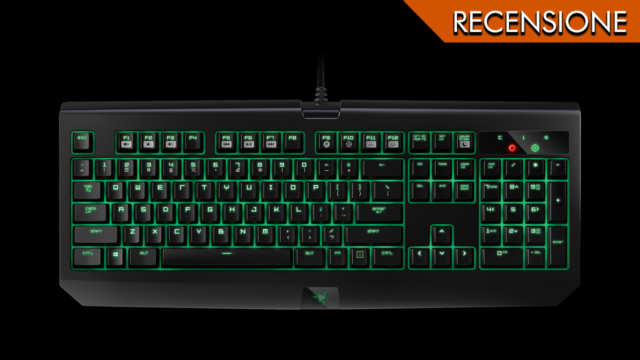 Razer Blackwidow Ultimate 2016 – Jack of All Trades