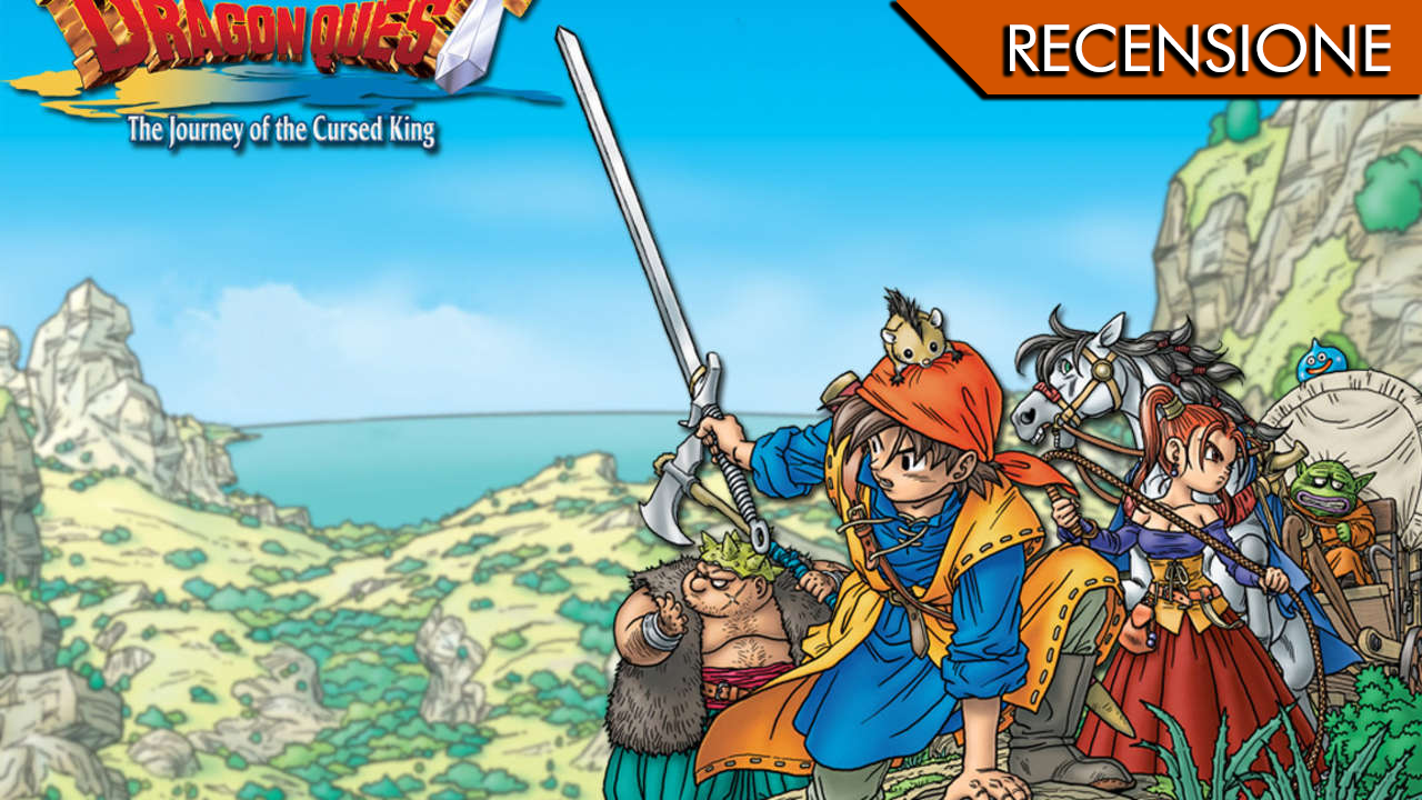 Dragon Quest VIII: L'odissea del re maledetto – Nostalgia canaglia