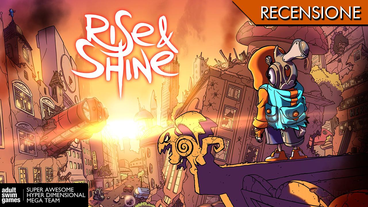 Rise & Shine – Di fumo, arrosto e webcomic violenti