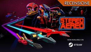 Stereo Aereo: copertina