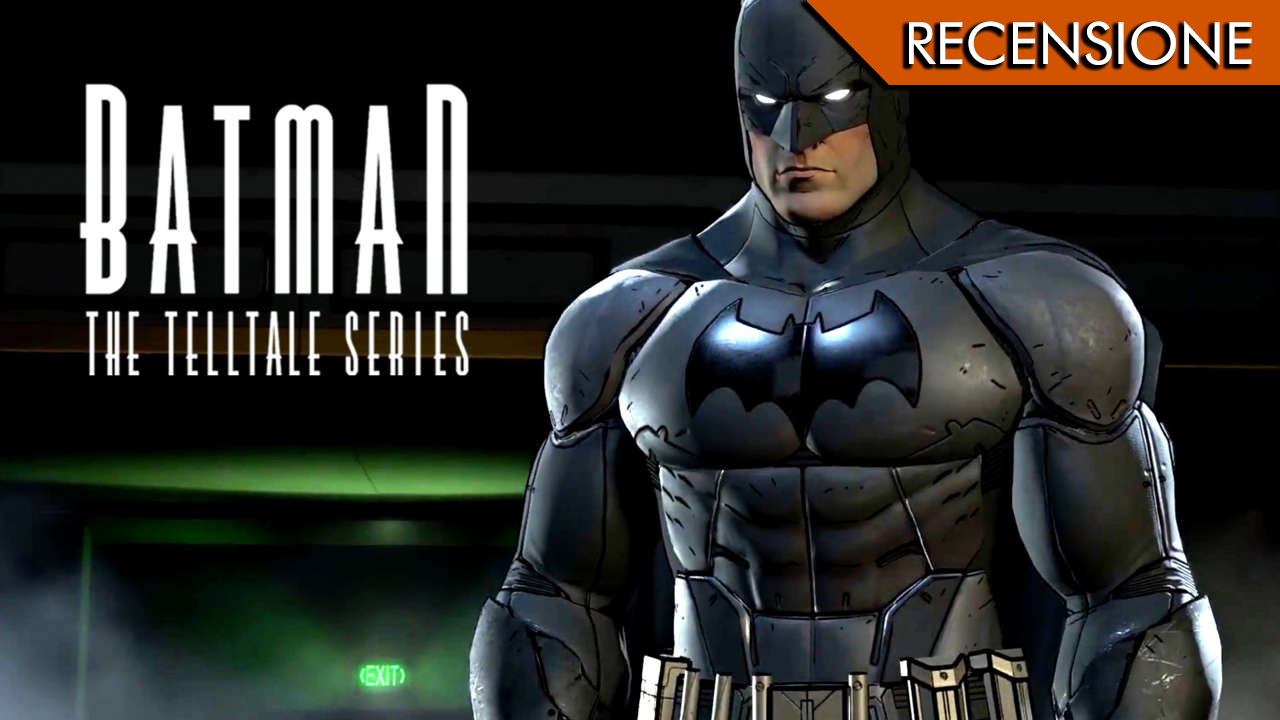 Batman: The Telltale Series – Io sono la notte