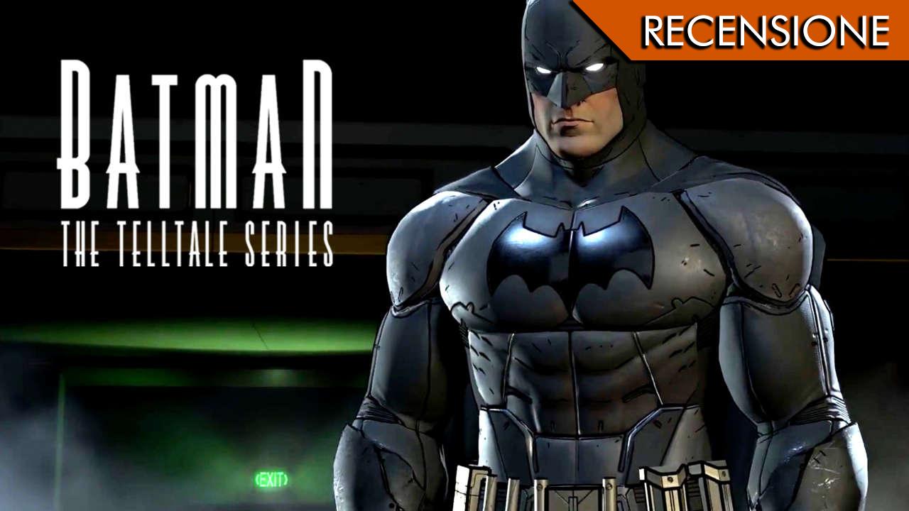 Batman: The Telltale Series – Io sono la notte