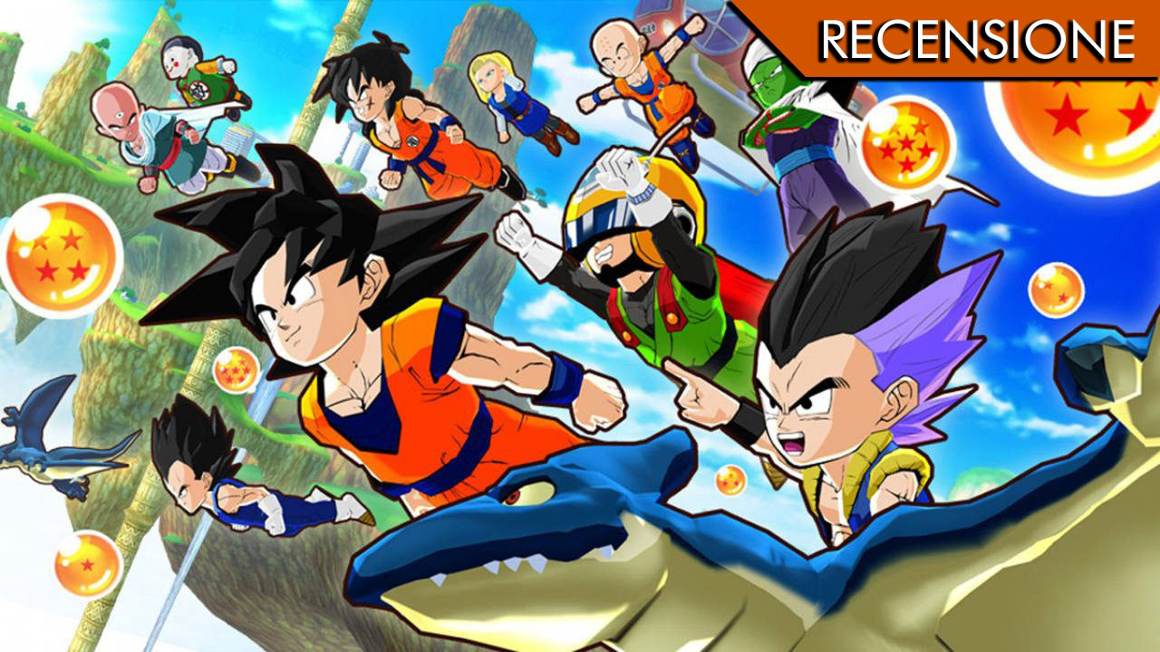 Dragon Ball Fusions – Gotenks, scelgo te!!!