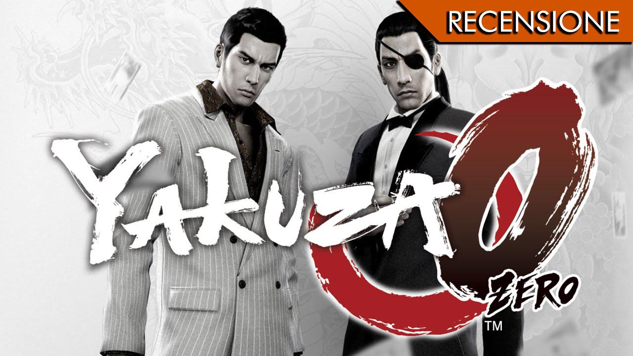 Yakuza 0 – Uova di drago