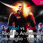 Pixel vs Pixel: Road to Andromeda - Tanto tempo fa, in una galassia lontana lontana...