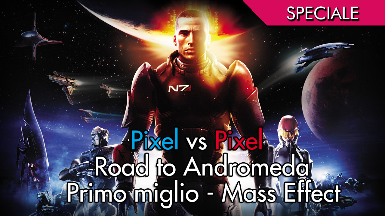 Pixel vs Pixel: Road to Andromeda – Tanto tempo fa, in una galassia lontana lontana…
