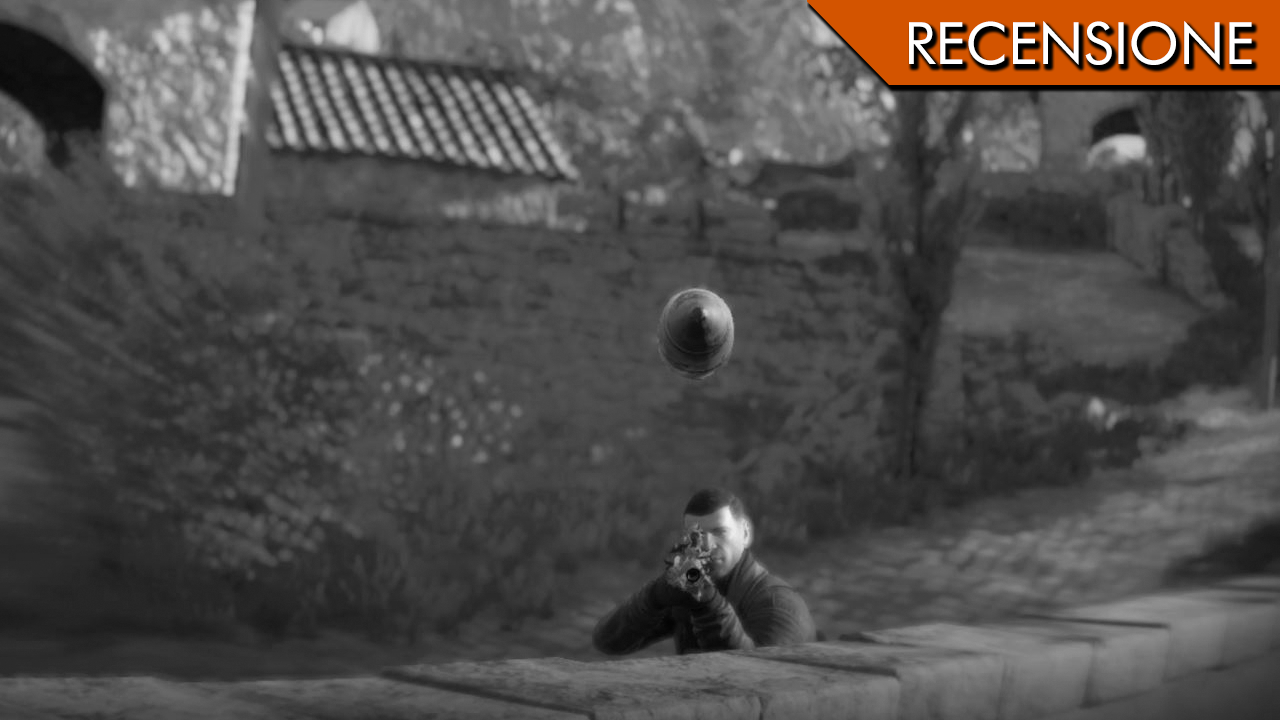 Sniper Elite 4 – Spaghetti sniper