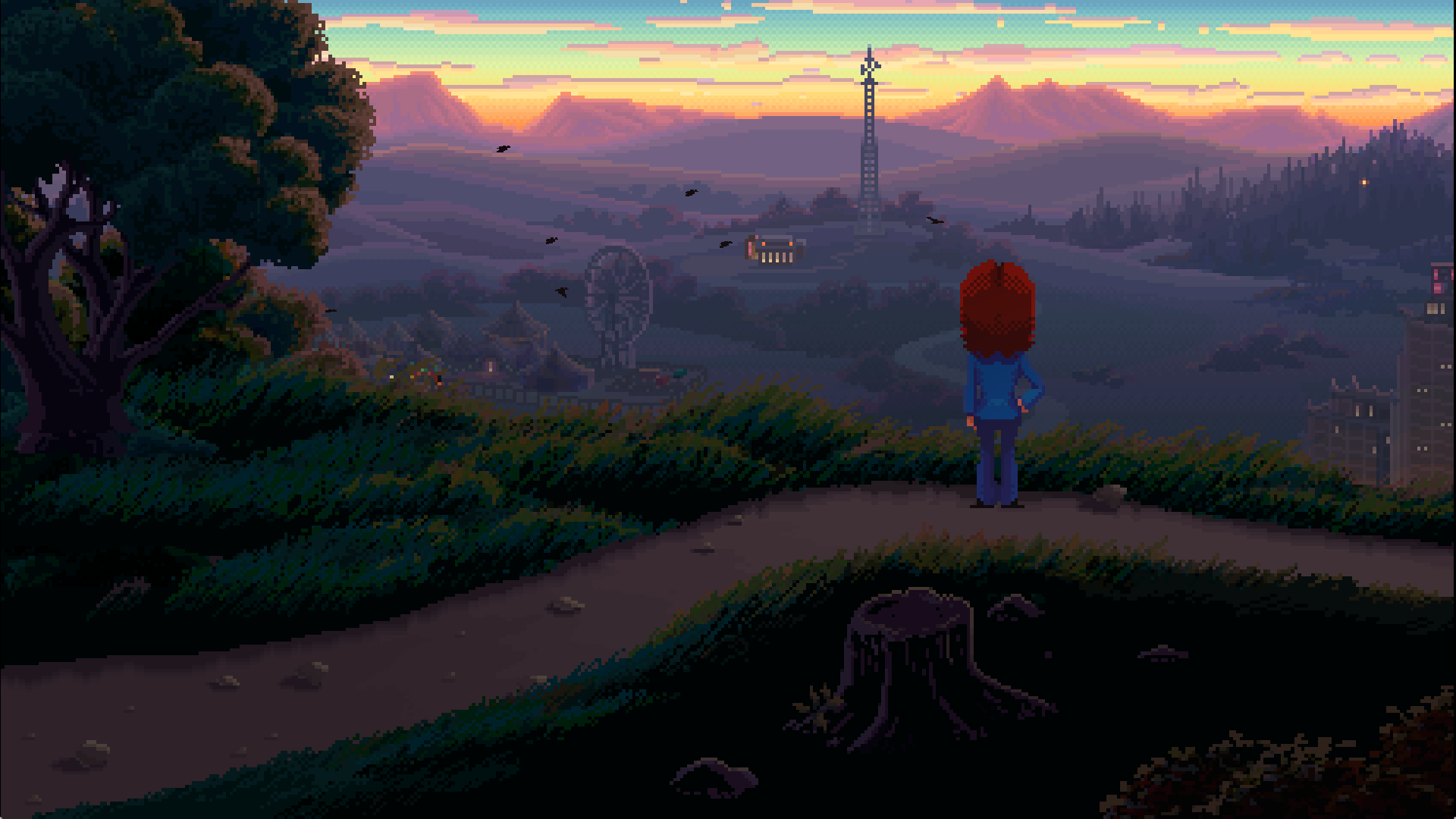 Thimbleweed Park – I want to believe in adventure games.