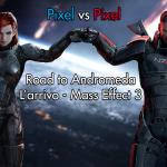 Pixel vs. Pixel: Road to Andromeda - R.I.P. Marauder Shields
