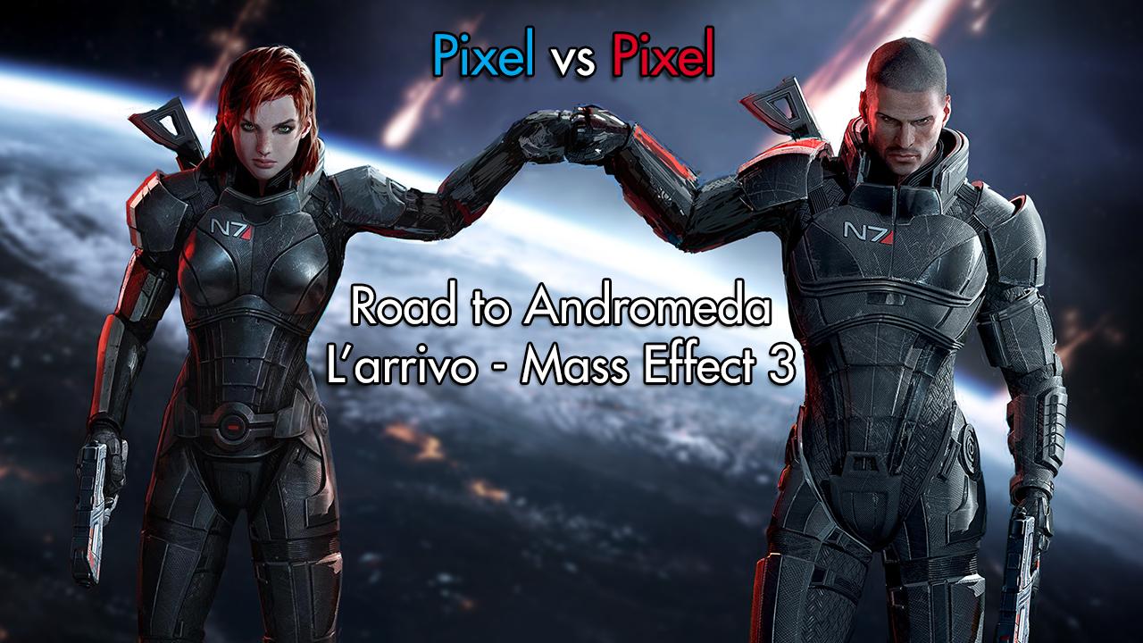 Pixel vs. Pixel: Road to Andromeda – R.I.P. Marauder Shields