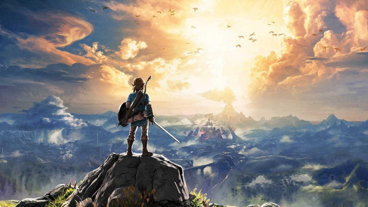 The Legend of Zelda: Breath of the Wild – The true link to the past