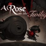 A Rose in the Twilight - Every rose has its thorns...