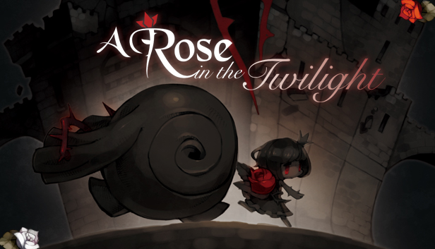 A Rose in the Twilight – Every rose has its thorns…