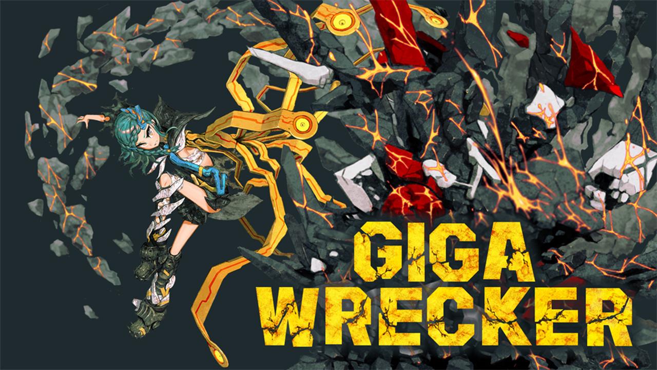Giga Wrecker – Una palla di immondizia per portare la giustizia