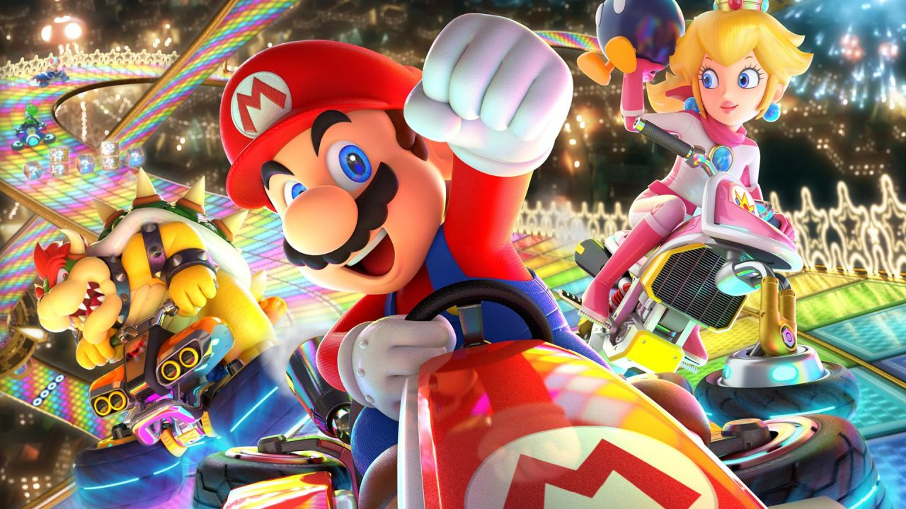 Mario Kart 8 Deluxe – Split-screen portatili