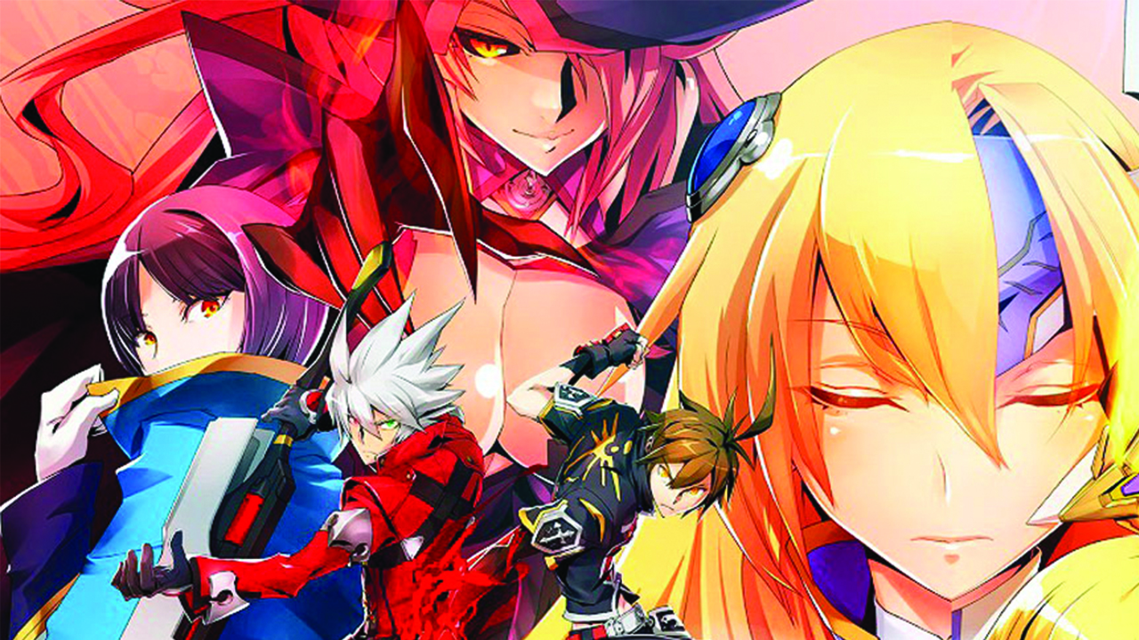 Blazblue Centralfiction – Problemi tecnici