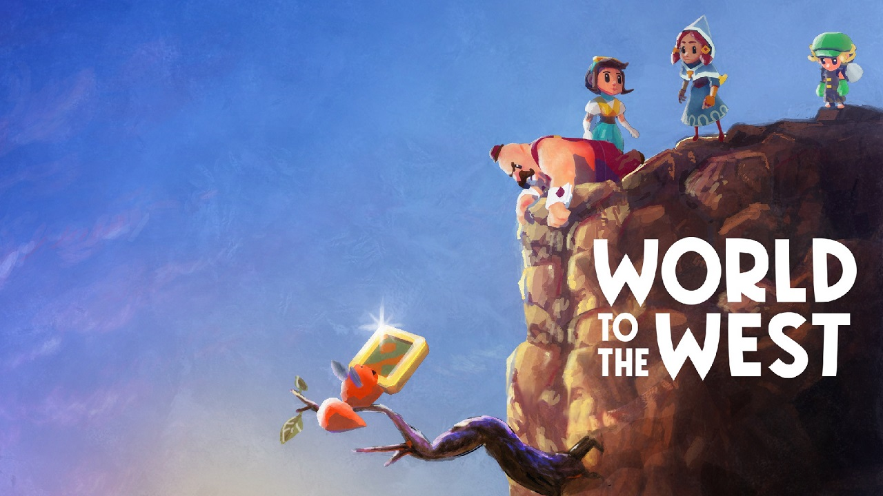 World to the West – Esplorare è di nuovo magico!