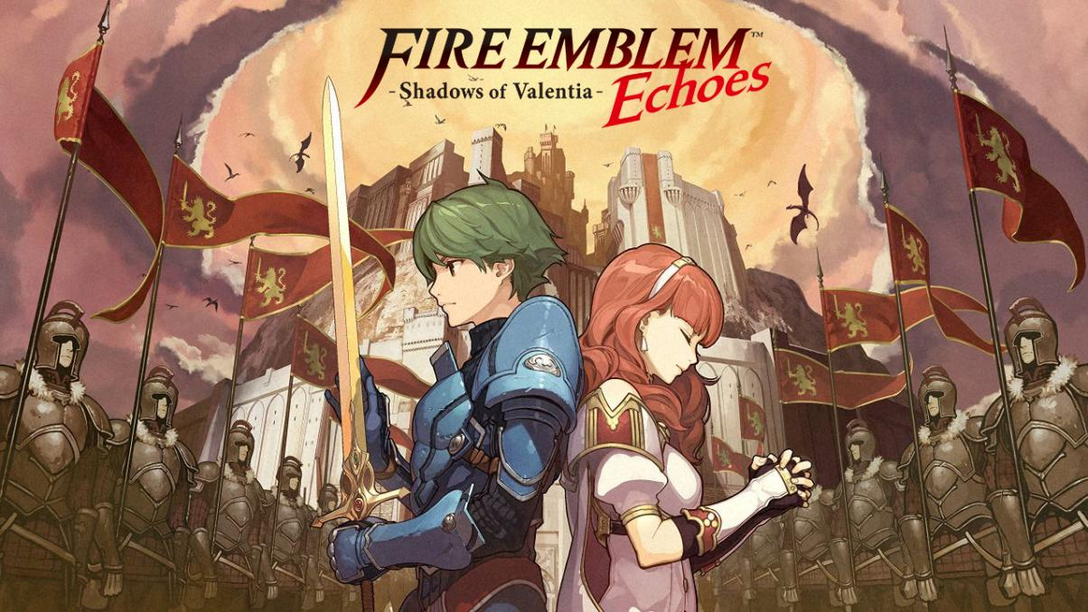 Multipixel – Fire Emblem Echoes: Shadows of Valentia