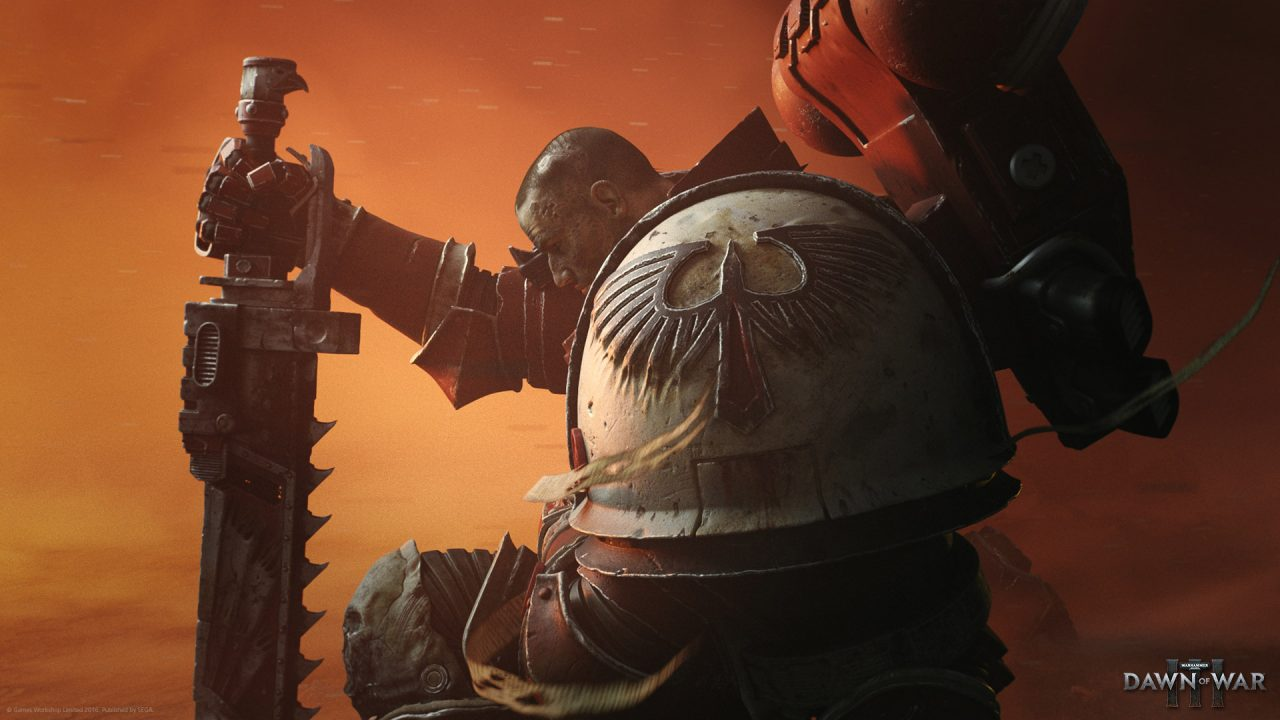 Dawn of War 3 – L'odio è il dono più grande dell'Imperatore all'umanità.