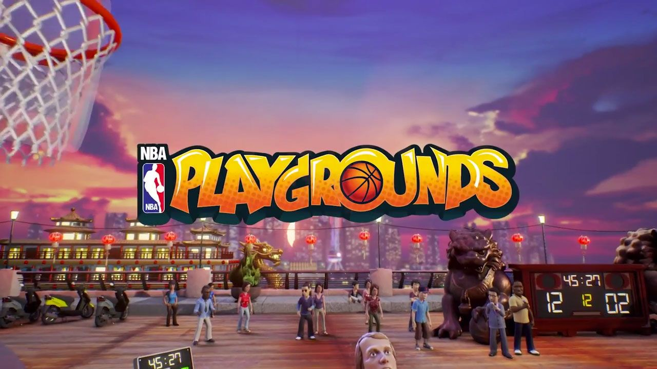 NBA Playgrounds – Pallacanestro & SWAG