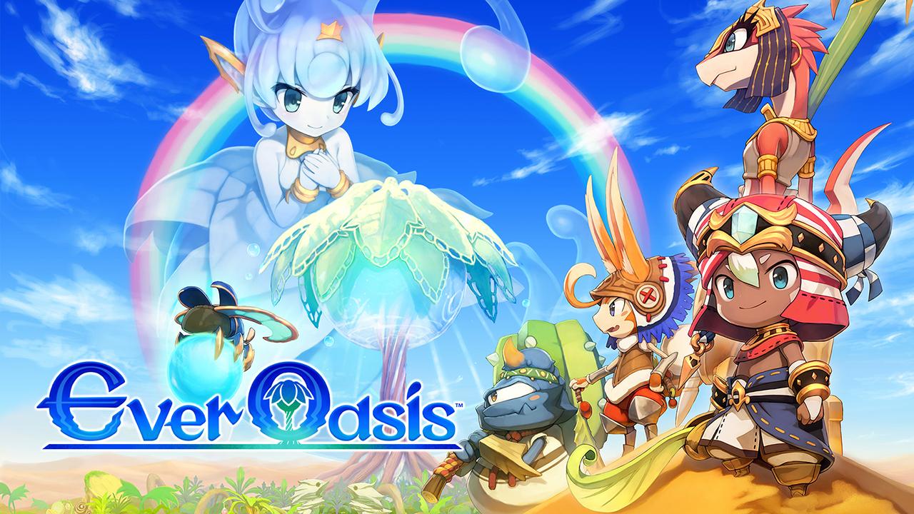 Ever Oasis – Un mondo buono