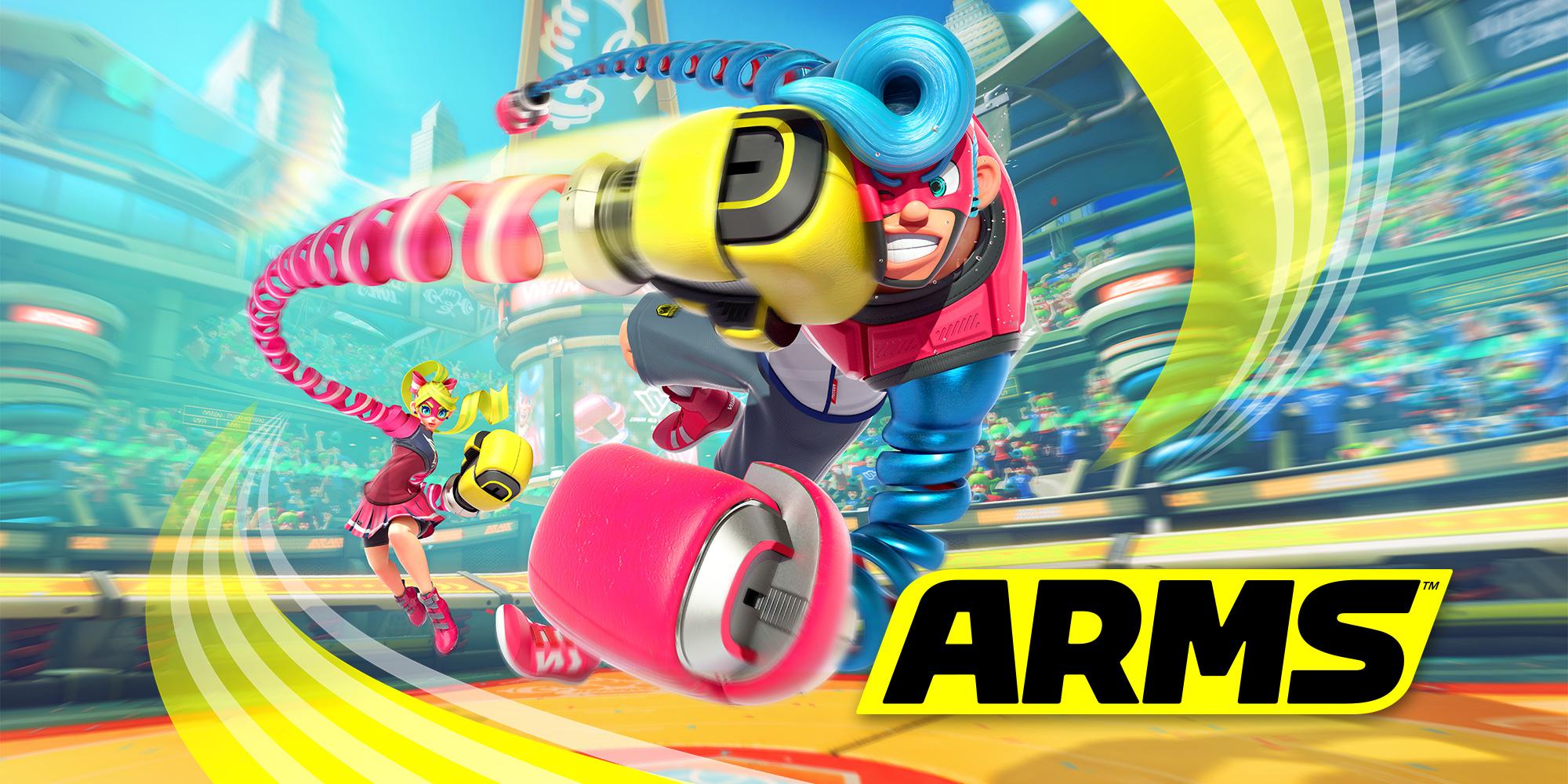 ARMS – Ho i pugni nelle mani!