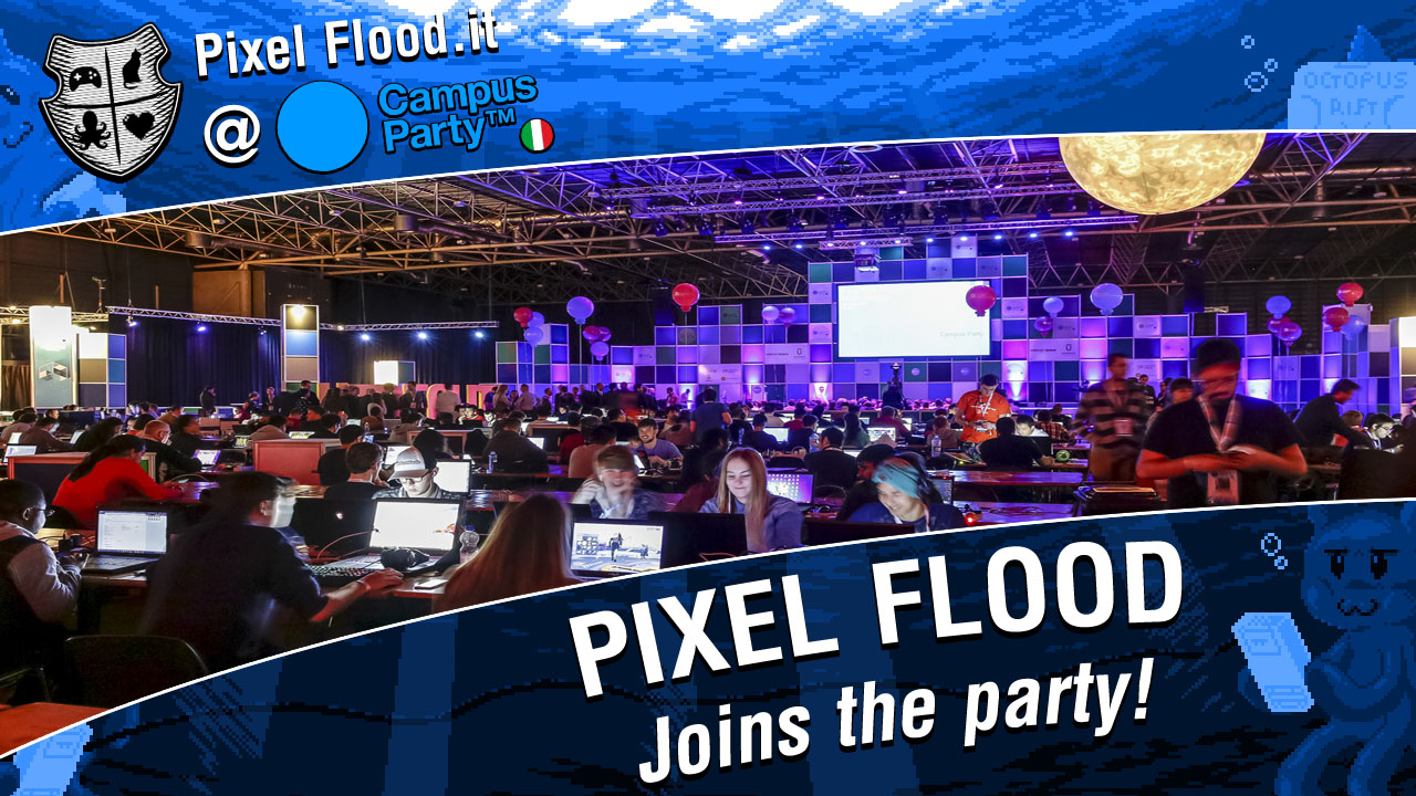 Campus Party 2017 – Ecco i presenti alla Indie Area!