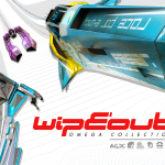Wipeout Omega Collection - Neon Knights