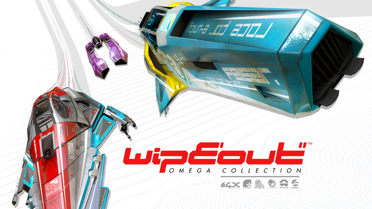 Wipeout Omega Collection – Neon Knights