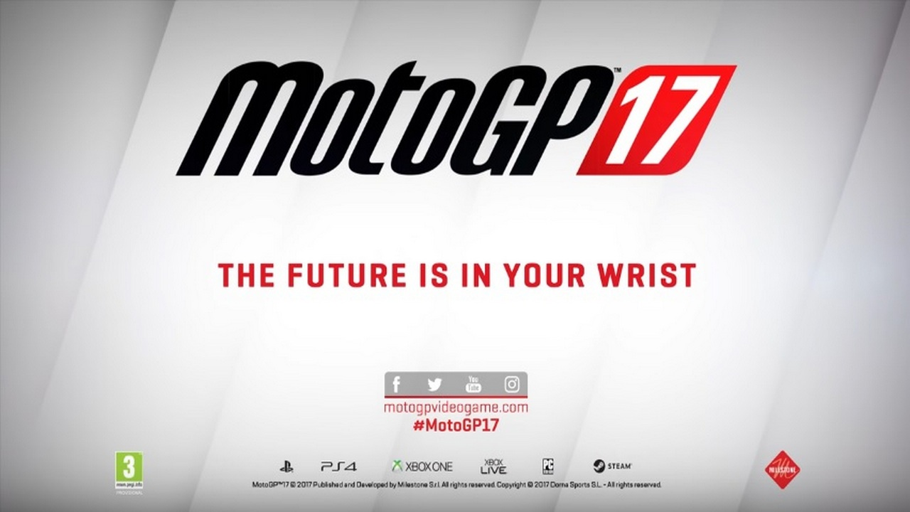 MotoGP 2017 – Mangiamo l'asfalto!!