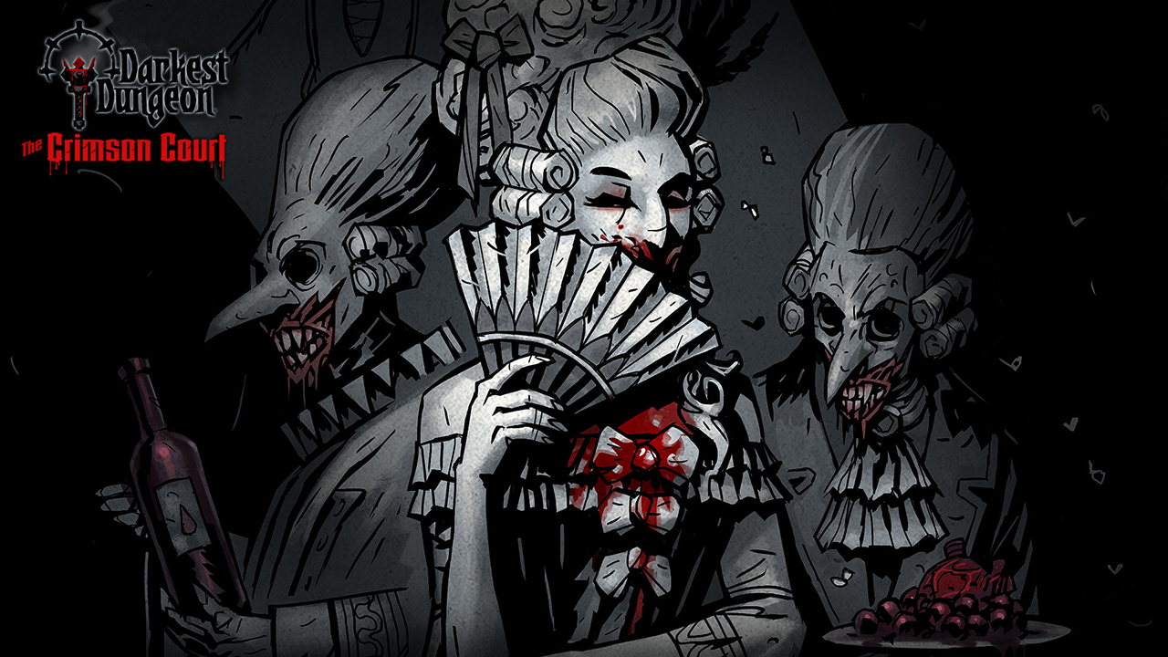 Darkest Dungeon: The Crimson Court – Blood is Power