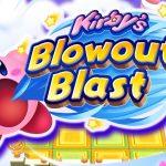 Kirby's Blowout Blast - Tanti auguri Kirby!